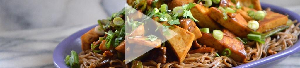 Soba Noodle Banner
