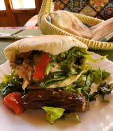 Fuul + Tameya Sandwich