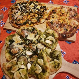 72hr pizza dough